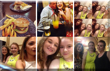 The Archibald Simpson (Wetherspoon) collage of popular photos